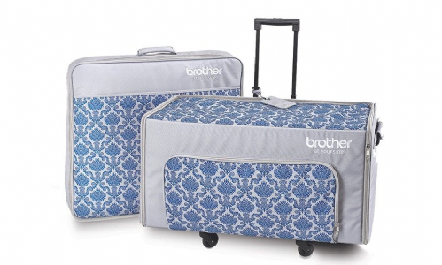 Brother Luminaire XP1  Machine Trolley Bag Set